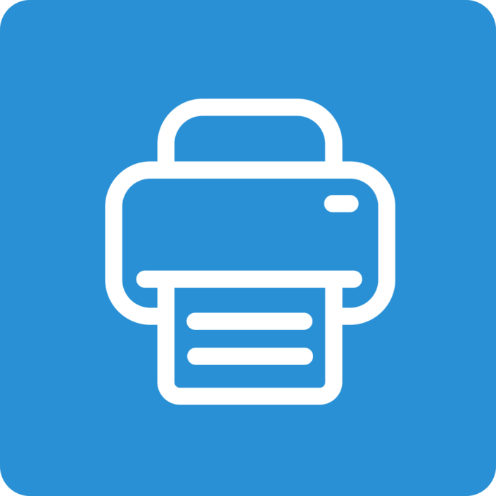 Software de impresión fiscal para Sage 50